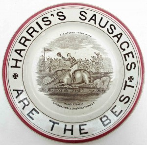 Harris's Plate