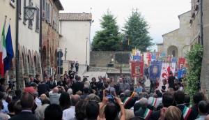 29 June 2014, 70th Anniversary of the Massacres of Civitella