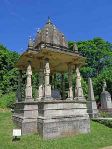 Raja Rammohun-Roy Tomb