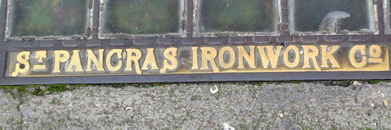 St Pancras Sign